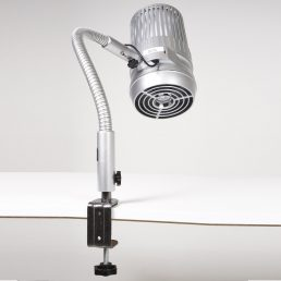 Sunflower 2 LED pedicure dust collector (with clamp mount)